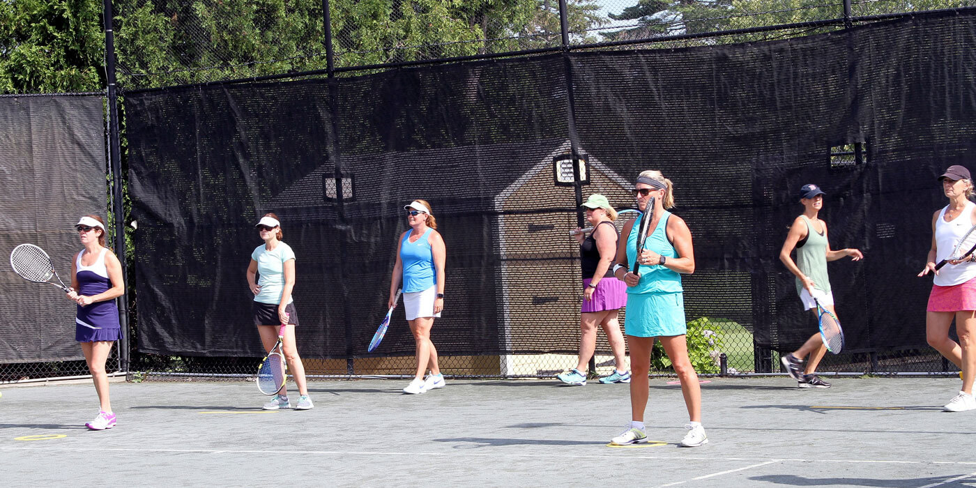 Tennis Lessons Image